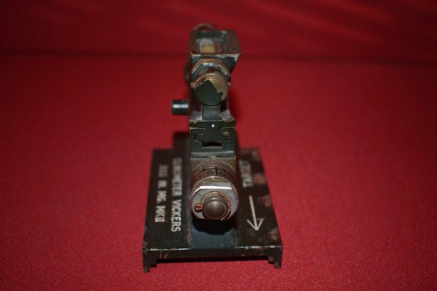 CLINOMETER FOR VICKERS MACHINE GUN