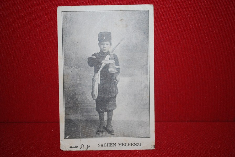 WW1 EGYPTIAN/AUSTRALIAN POSTCARD