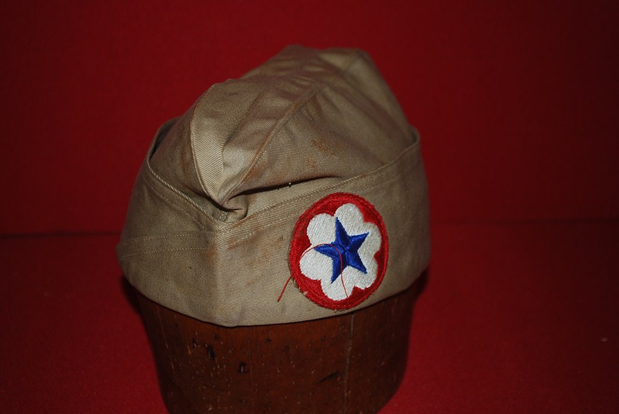 WW2 US SIDECAP-SOLD
