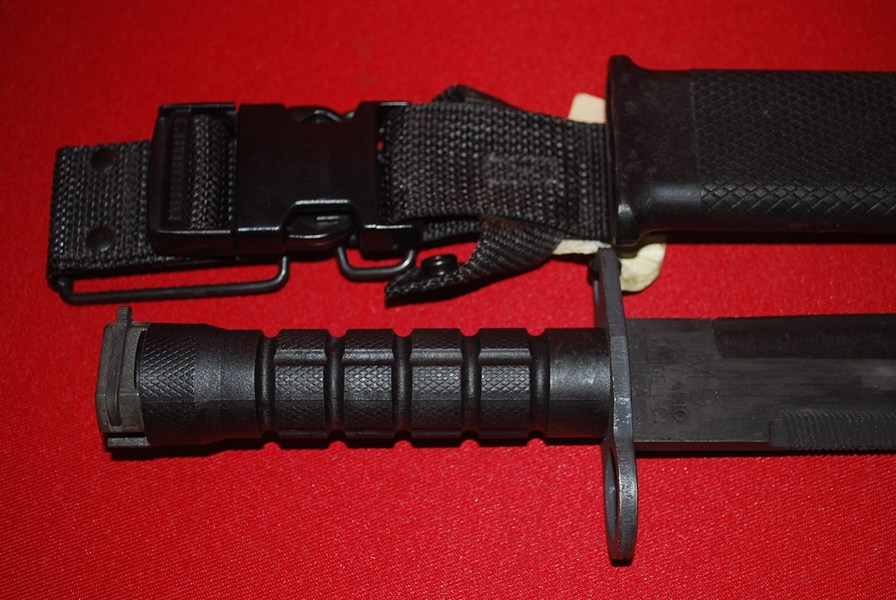 US M9 BAYONET SPECIAL FORCES ISSUE