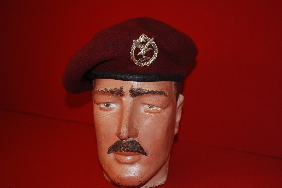 BRITISH ARMY AVIATION CORPS BERET-SOLD