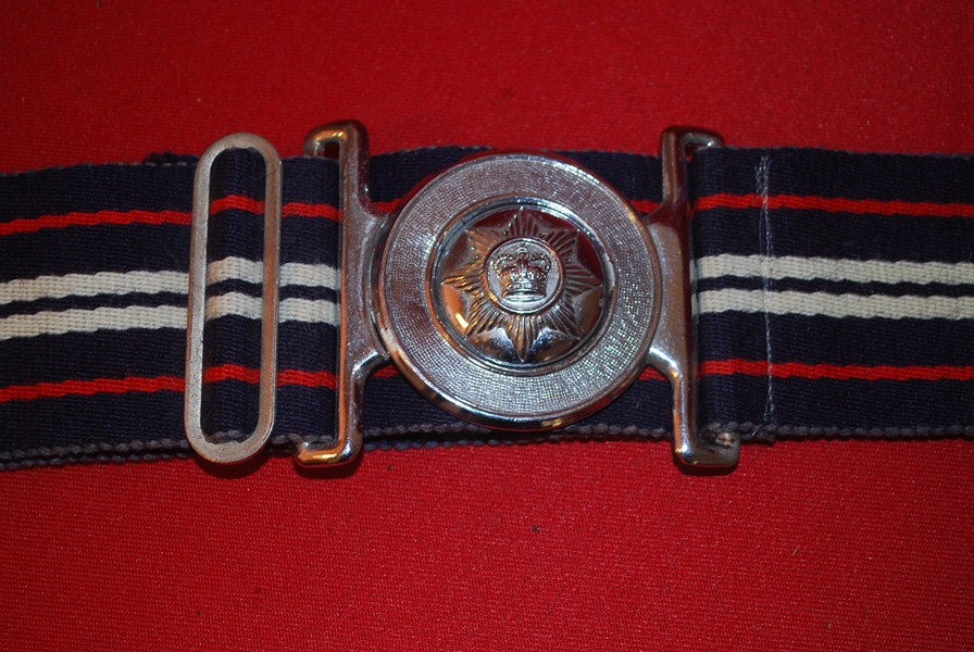 ROYAL BRITISH TRANSPORT CORPS STABLE BELT