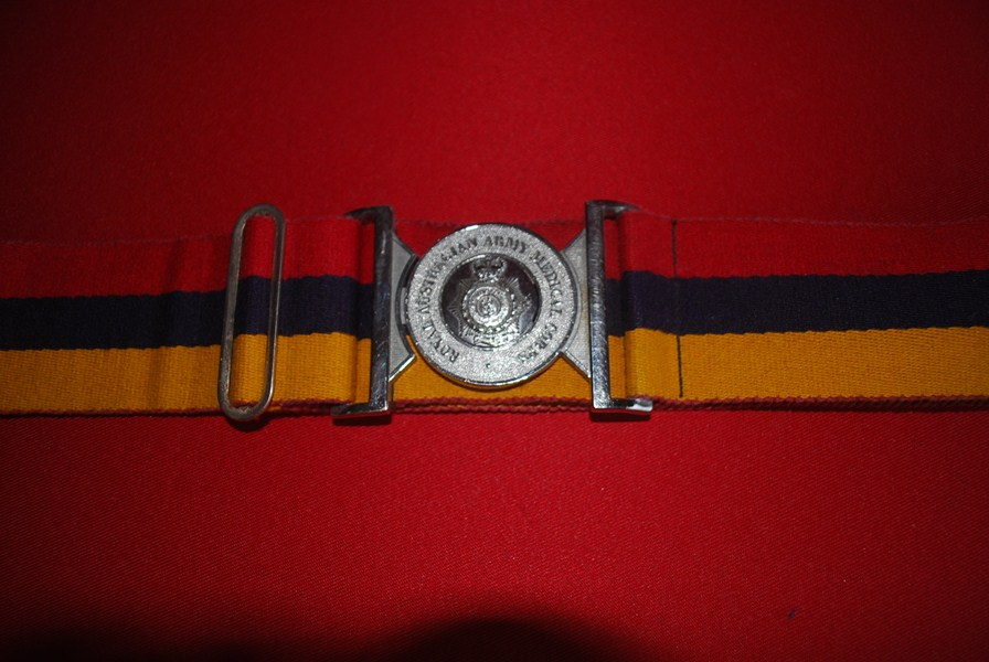 ROYAL AUSTRALIAN MEDICAL CORPS STABLE BELT-SOLD