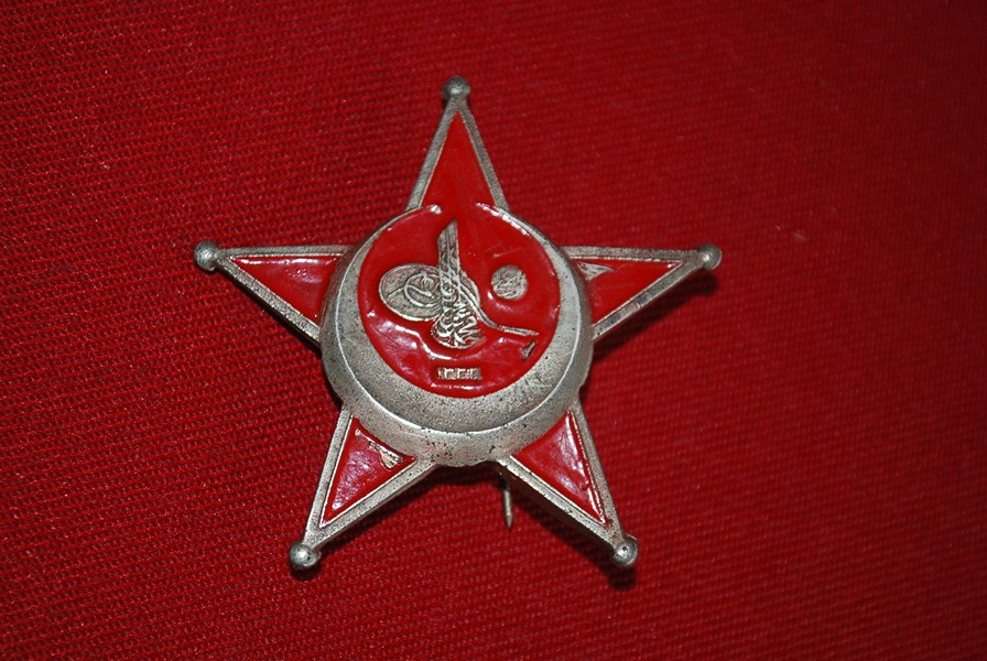 WW1 GALLIPOLI STAR OR,s PATTERN