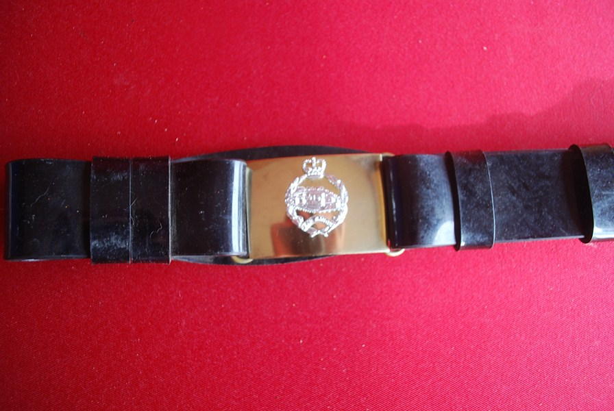 ROYAL TANK CORPS PARADE BELT