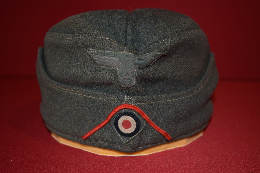 WW2 GERMAN ARMY SIDE CAP