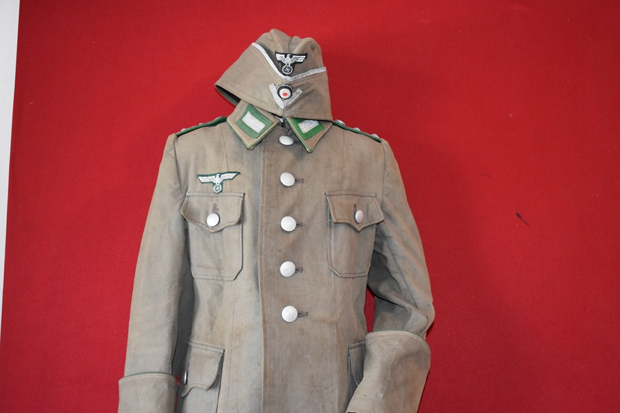 WW2 GERMAN CHILD MASCOT UNIFORM