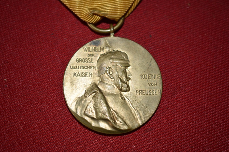 PRUSSIAN 1897 CENTENARY MEDAL