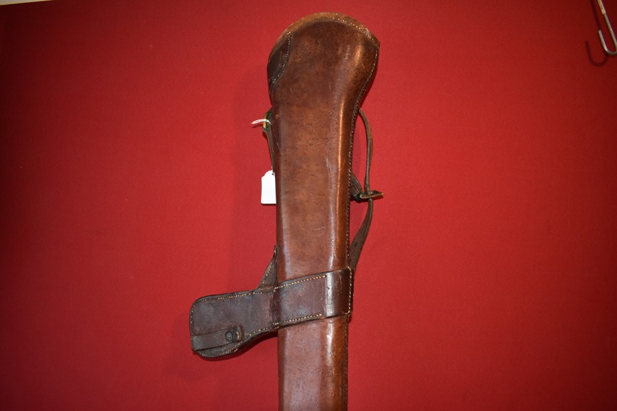 WW1/2 AUSTRALIAN RIFLE BUCKET FOR THE .303 LEE ENFIELD RIFLE-SOLD