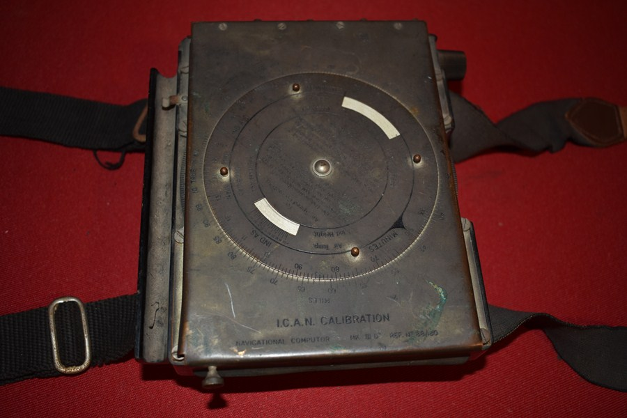 WW2 RAF/RAAF FLIGHT COMPUTER-SOLD