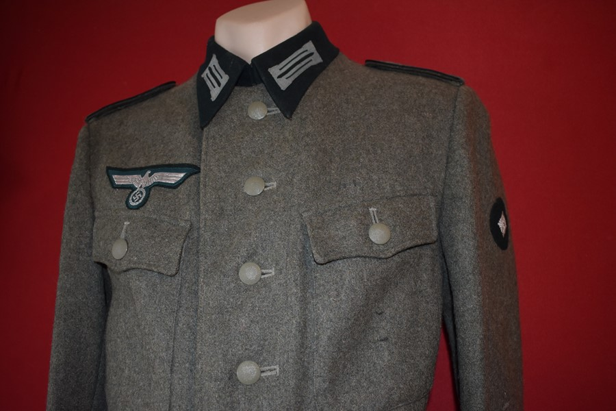 WW2 GERMAN M36 FIELD JACKET.