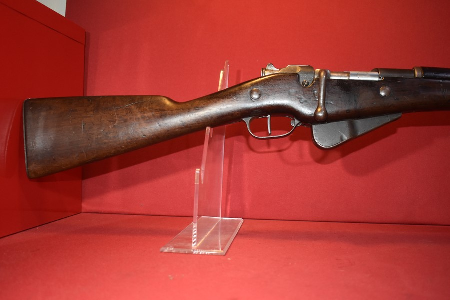 DE-ACTIVATED WW1 FRENCH BERTHIER CARBINE RIFLE-SOLD
