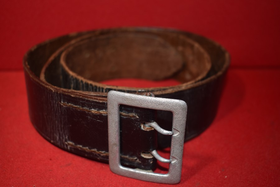 WW2 GERMAN ARMY OFFICERS BELT-SOLD