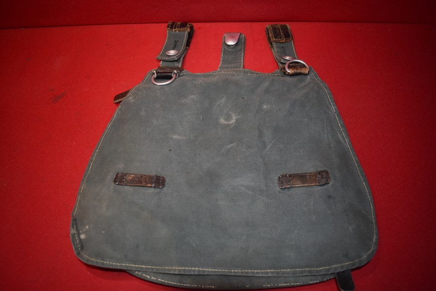 WW2 GERMAN POLICE BREAD BAG