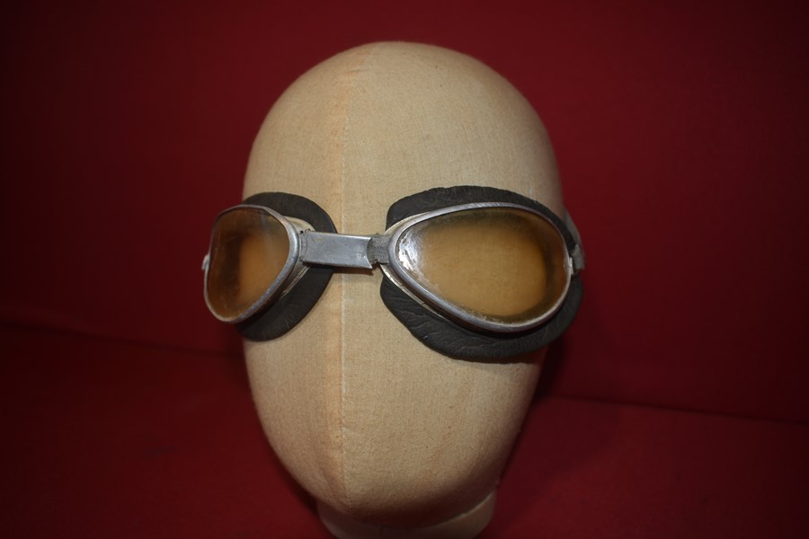 WW2 GERMAN PILOTS GOGGLES