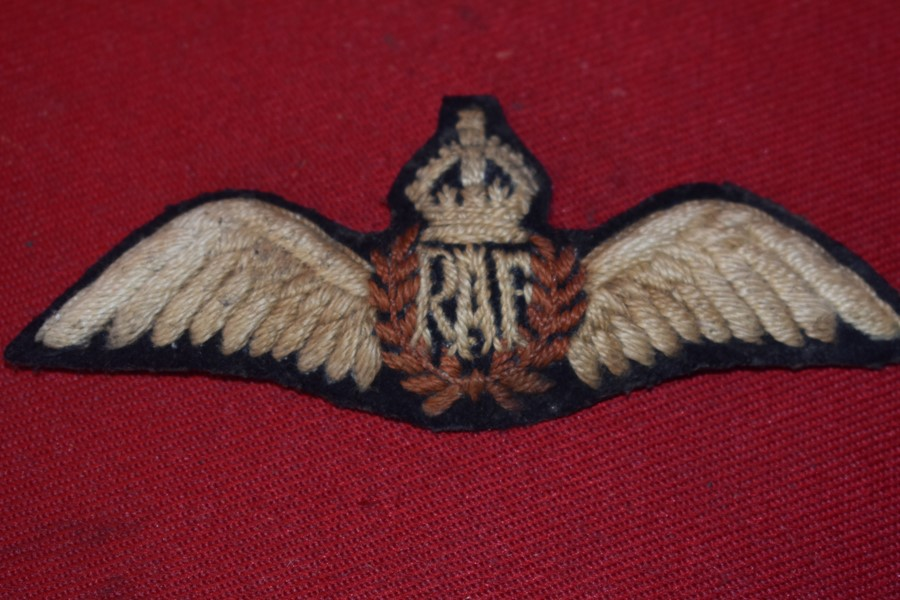 WW2 RAF PILOTS WINGS.-SOLD