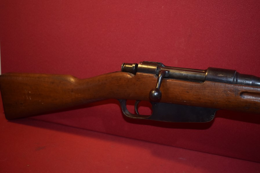 DE-ACTIVATED WW2 ITALIAN CARCANO RIFLE