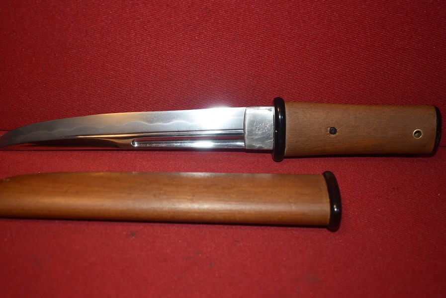 WW2 JAPANESE SUICIDE PILOTS KNIFE