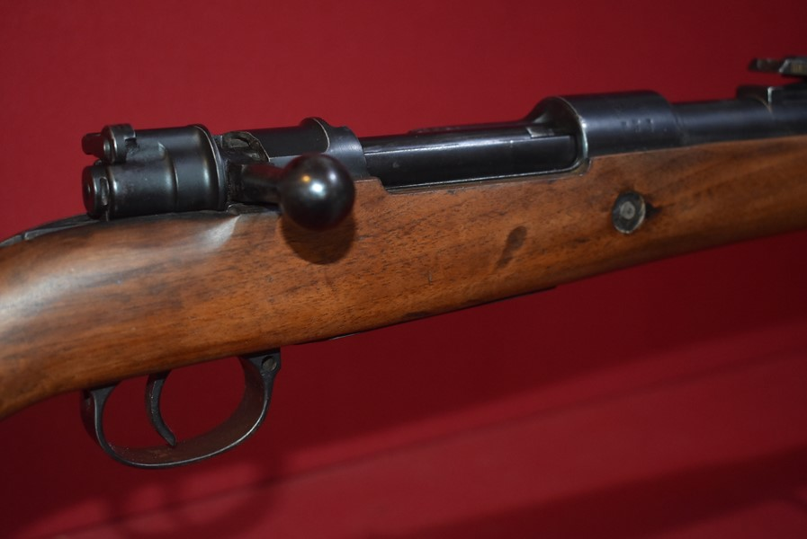 WW1 GERMAN G98 RIFLE DATED 1916 DE-ACTIVATED..