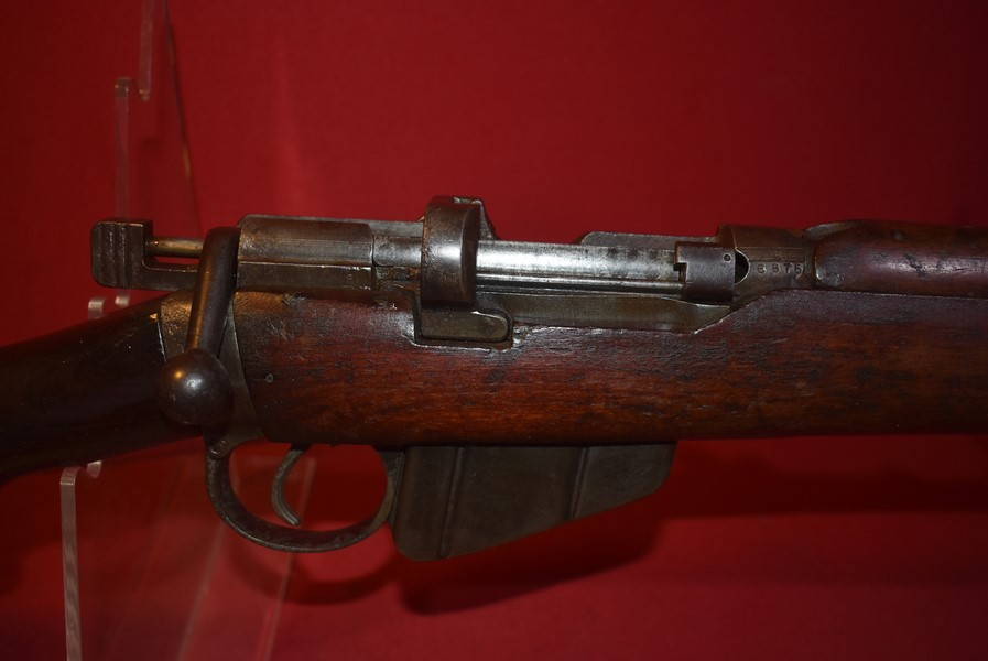 WW2 AUSTRALIAN 303 DE-ACTIVATED RIFLE BY LITHGOW