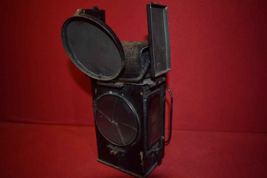 WW1 GERMAN TRENCH LANTERN