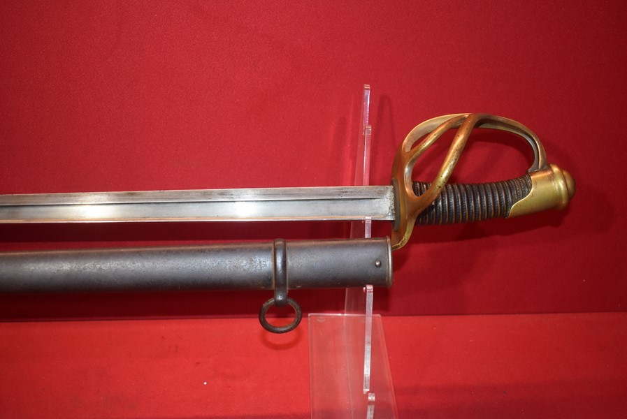 MODEL 1882 FRENCH LIGHT CAVALRY SWORD