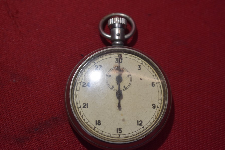 WW2 BRITISH/AUSTRALIAN NAVAL/ARTILLERY STOP WATCH