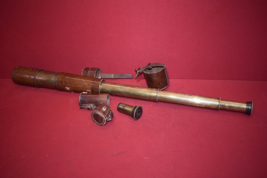 WW1 BRITISH TELESCOPE BY R.J. BECK LONDON