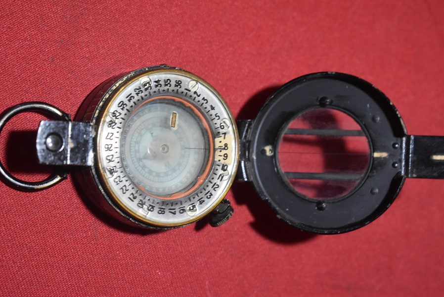 WW2 PRISMATIC COMPASS-SOLD