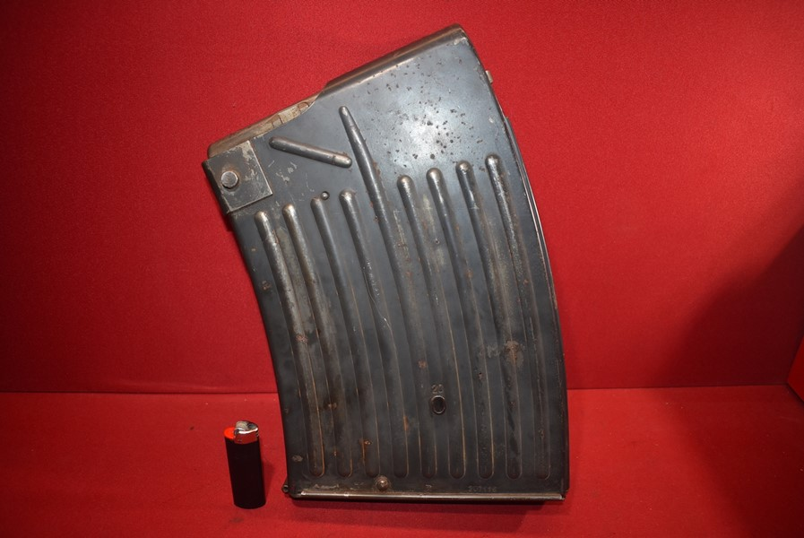 ORIGINAL GERMAN WWII FLAK 38 ANTI-AIRCRAFT GUN 20 MM MAGAZINE-SOLD