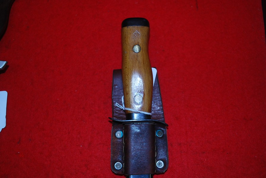 POLISH FIGHTING KNIFE