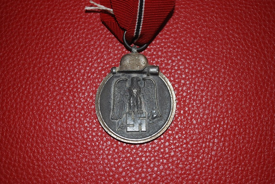 WW2 GERMAN RUSSIAN FRONT MEDAL-SOLD