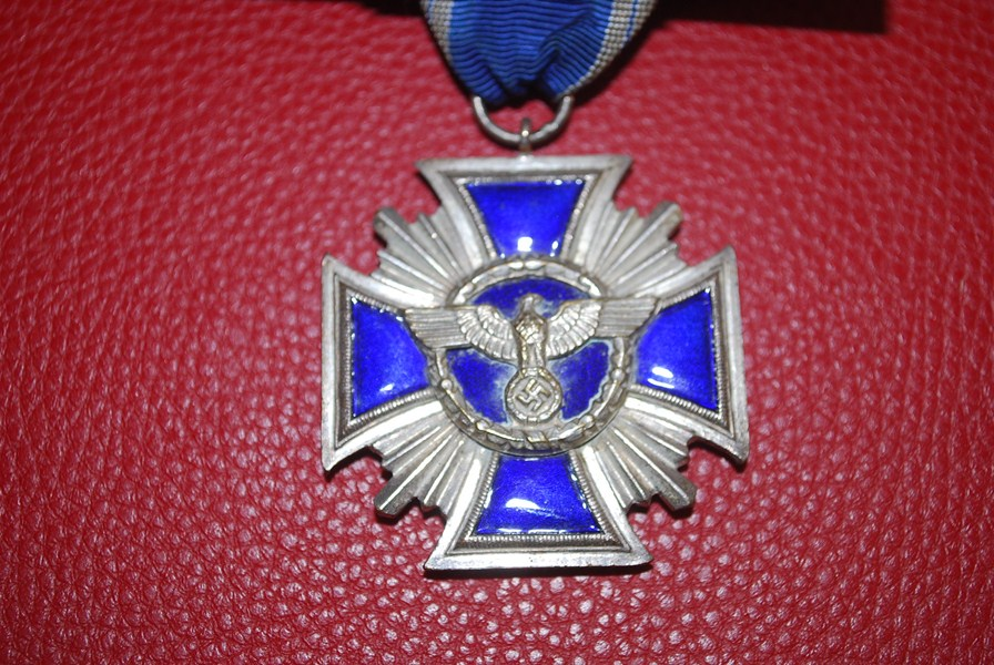 WW2 GERMAN NSDAP 15 YEAR LONG SERVICE MEDAL - SOLD