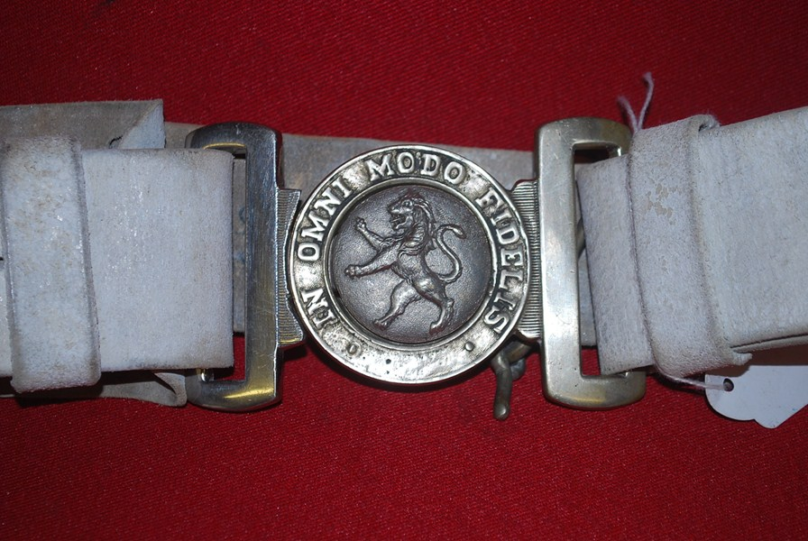 AUSTRALIAN NSW SCOTTISH BELT-SOLD