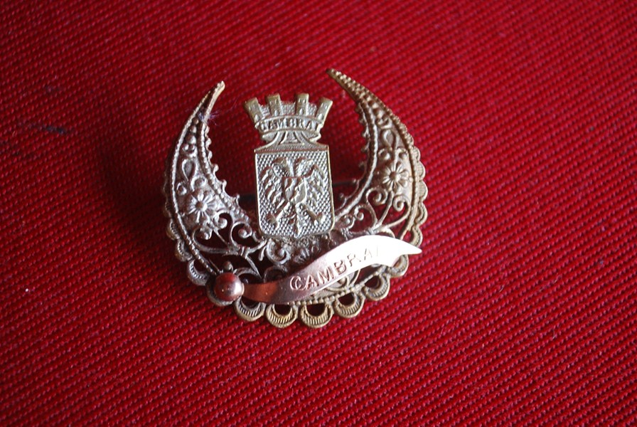 WW1 SWEETHEART BADGE
