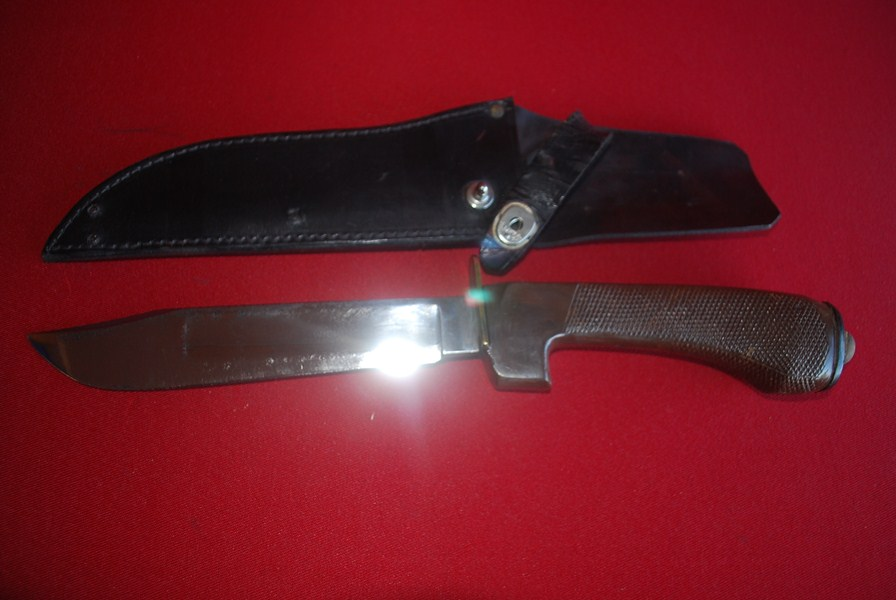 WILKINSON SWORD RJH JUNGLE KNIFE-SOLD