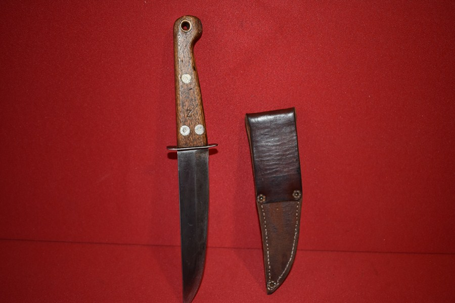 AUSTRALIAN FIGHTING KNIFE Z SPECIAL-SOLD