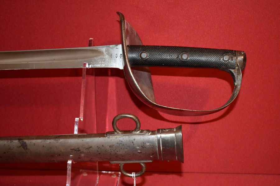 1899 PATTERN CAVALRY TROOPERS SWORD-SOLD