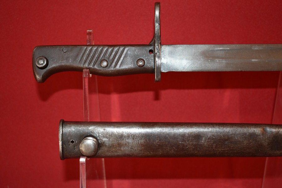 WW1 GERMAN/TURKISH ERZATZ BAYONET