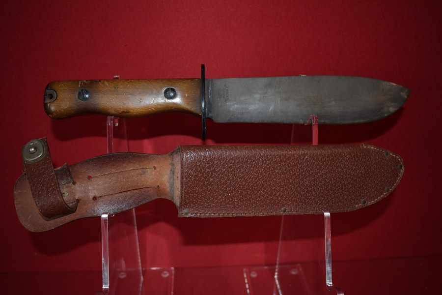 BRIT SURVIVAL KNIFE BY WILKINSON SWORD-SOLD