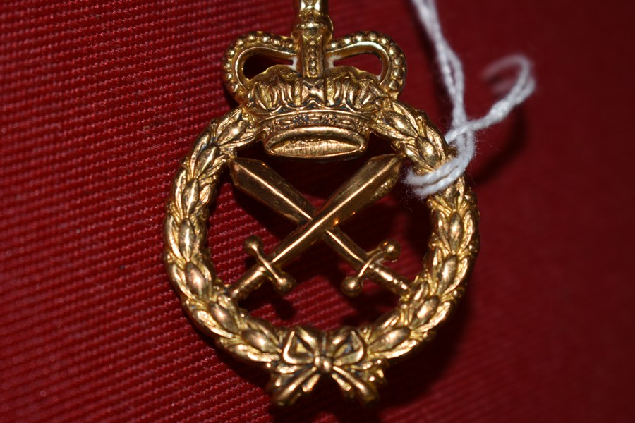 AUSTRALIAN ARMY HAT BADGE. ARMY PROVOST CORPS. 53-60