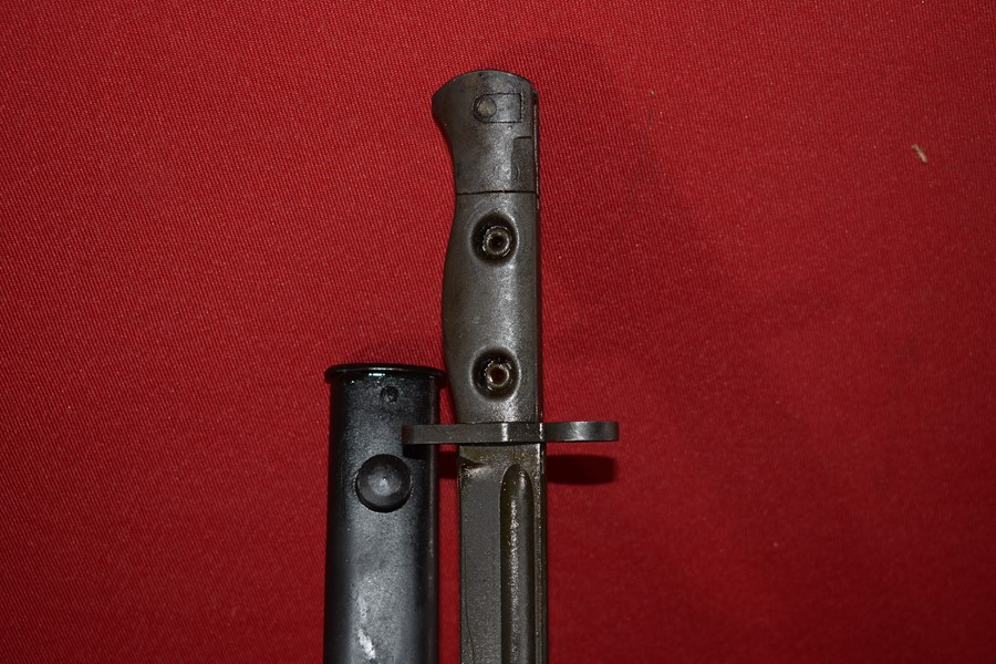 AUSTRALIAN ISSUE SLR BAYONET-SOLD..