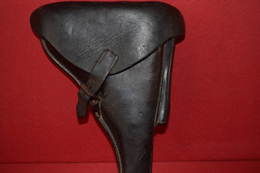 WW1 P08 LUGER PISTOL HOLSTER-SOLD