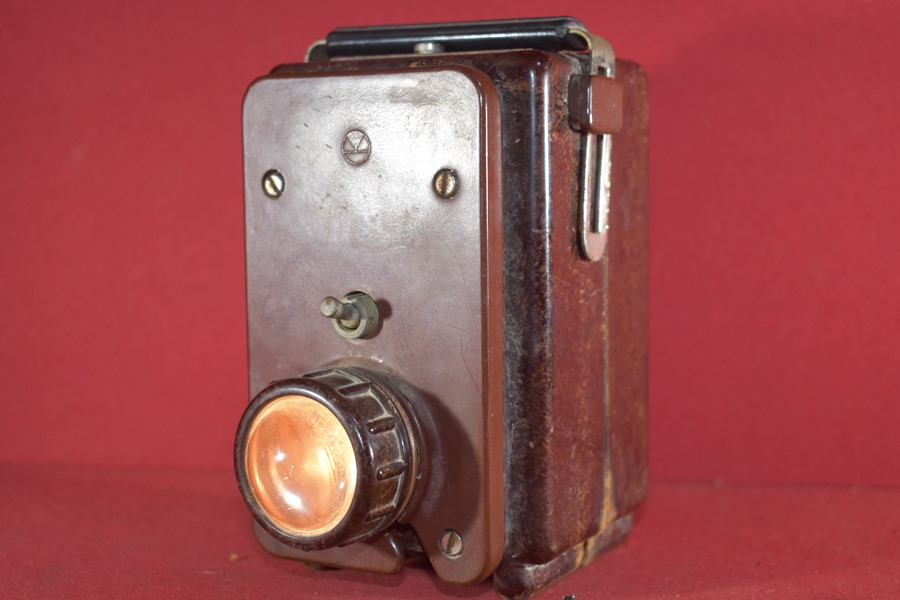RUSSIAN TRENCH LANTERN COLD WAR ERA
