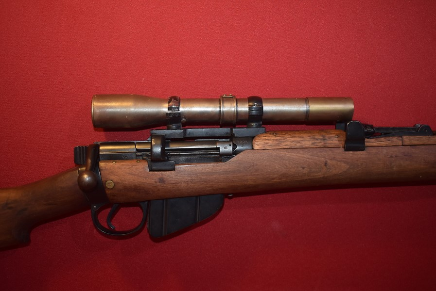 DE-ACTIVATED WW2 303 RIFLE-SOLD