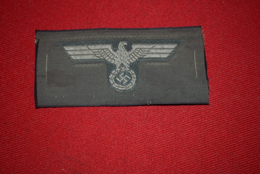 WW2 GERMAN ARMY SIDE CAP EAGLE