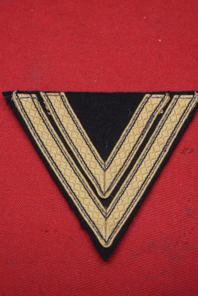 WW2 GERMAN NAVY CORPORALS CHEVRON